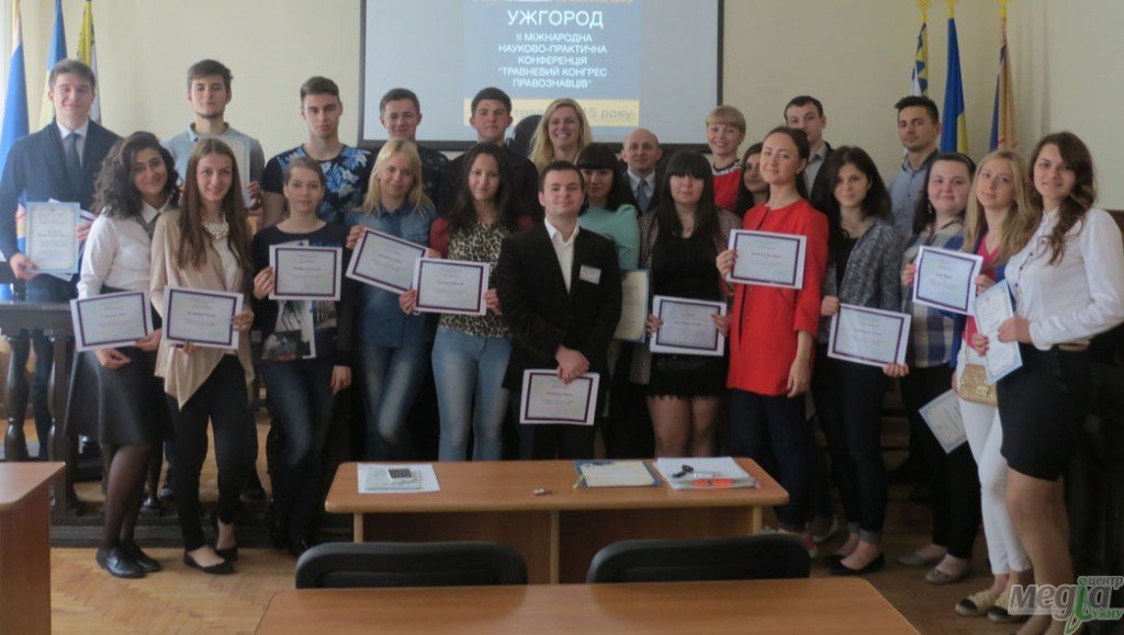 "Ukrainian and foreign lawyers held ""May Congress"" in Uzhhorod"