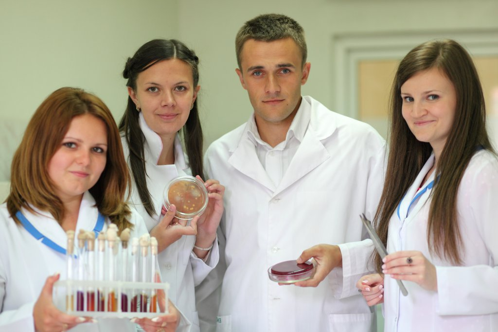 Graduates of the Faculty of Biology will always be able to find good jobs