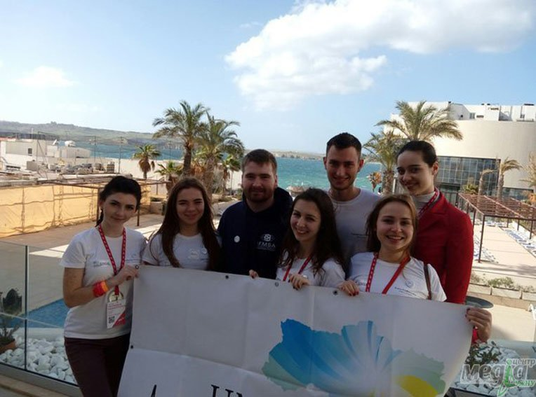 Medical students attended the IFMSA General Assembly in Malta