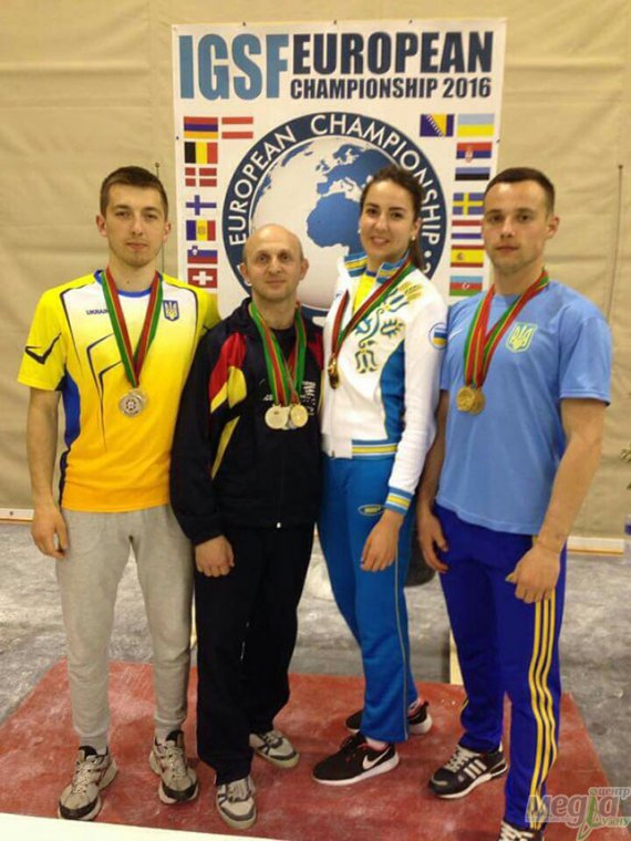 UzhNU athletes are the winners of the Student World Championship in Portugal