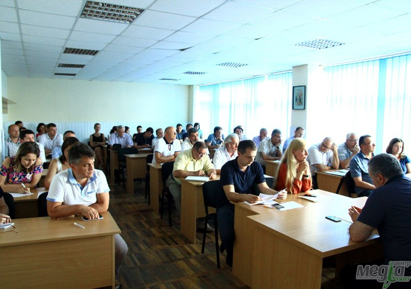 Admission committee of UzhNU informed about the results of the first 10 days of its work