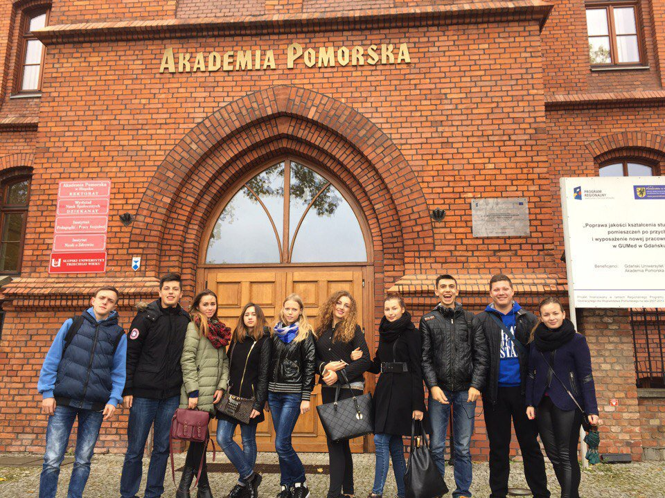 Students' first impressions of their study in Poland