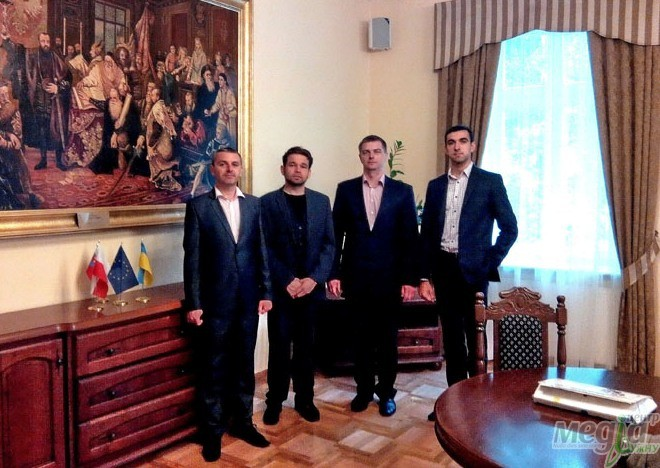 Economists of UzhNU visited Poland