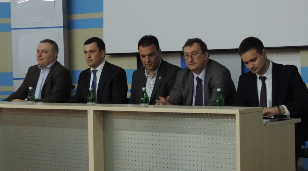 """Transcarpathian legal readings"" started at UzhNU"