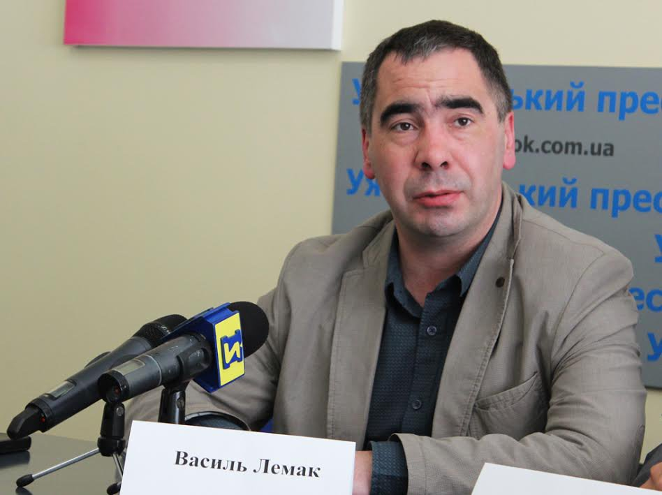 Professor of UzhNU Vasyl Lemak has been appointed as a judge of the Constitutional Court of Ukraine