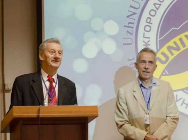 В УжНУ відбулася міжнародна конференція з проблематики фізики сегнетоелектриків