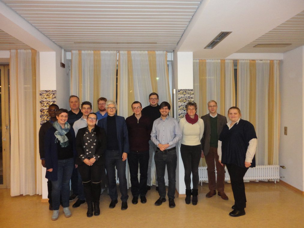 Scholars of UzhNU paid a working visit to Ludwig Maximilian University of Munich
