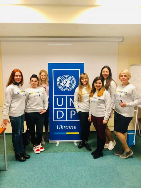 Hanna Melehanych has become a UNDP Ukraine leader for tolerance promotion in the Transcarpathian region