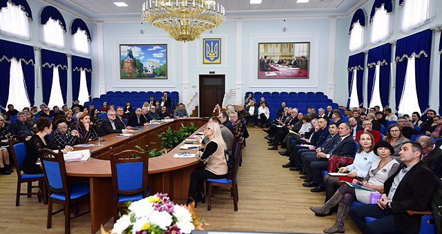 Activity of the university centers for shared use of scientific equipment has been discussed at the retreat of the Ministry of Education and Science of Ukraine