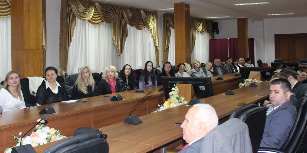 The Faculty of Economics of UzhNU celebrated its 56th anniversary