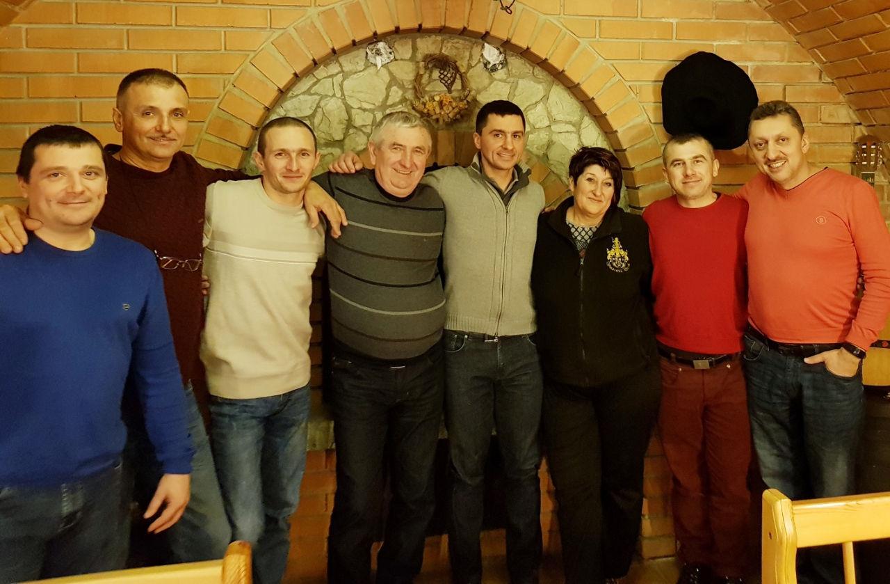 Закарпатці взяли участь у професійних змаганнях виноробів за кордоном (ФОТО), фото-2